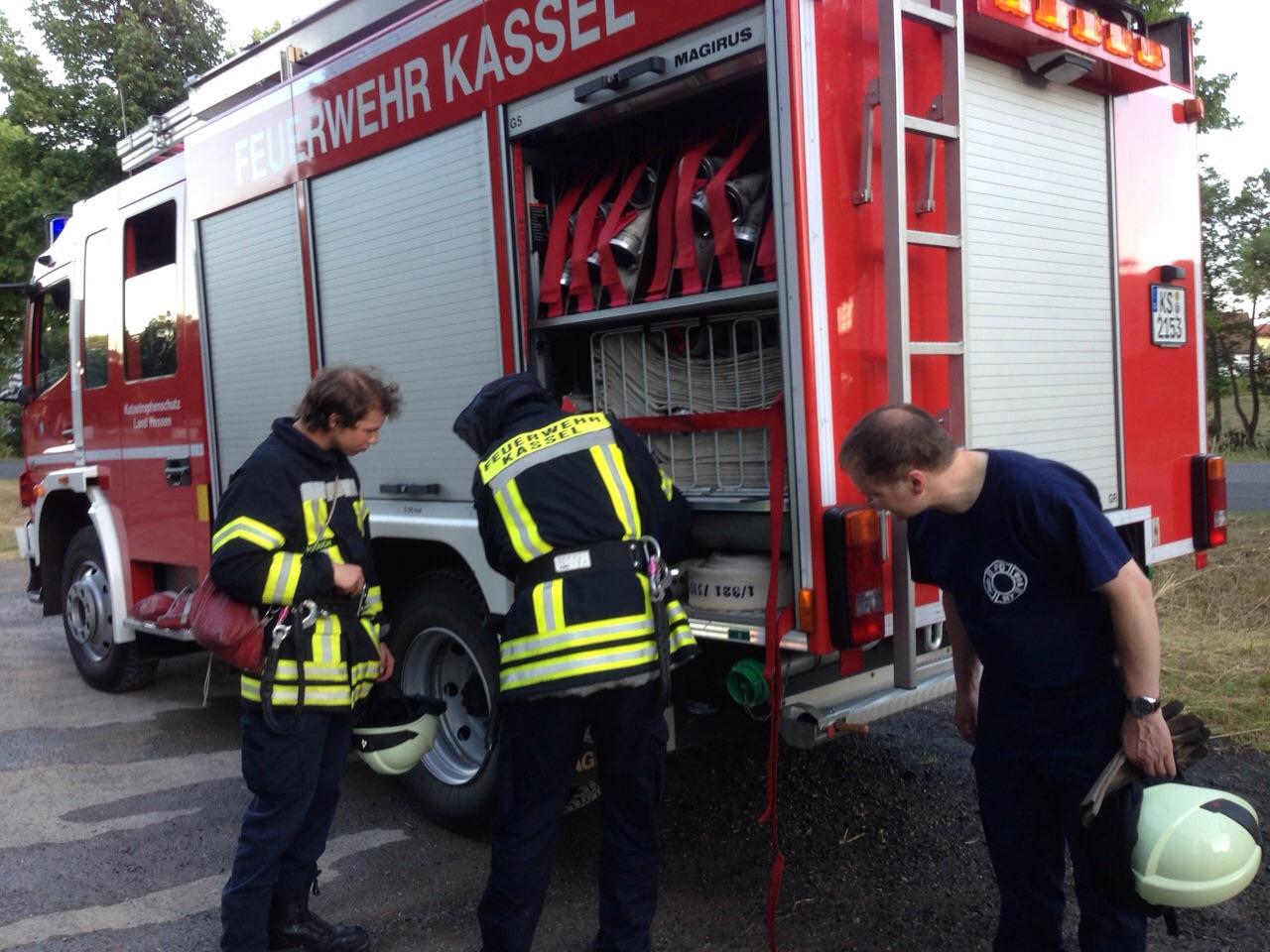 Wetter Kassel Harleshausen